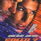 Speed 2 Original Movie Poster Single Sided 27 X40