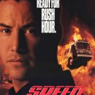 Speed  Original Movie Poster Single Sided 27 X40