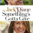 Something's Gotta Give Original Movie Poster Single Sided 27 X40