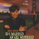 So I Married An Axe Murderer Original Movie Poster Double Sided 27 X40