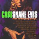 Snakes Eyes Original Movie Poster Double Sided 27 X40