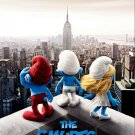 Smurfs Advance A Original Movie Poster Double Sided 27 X40