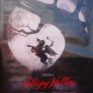 Sleepy Hollow Advance READ Original Movie Poster Single Sided 27 X40