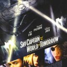 Skycaptain And The World Of Tomorrow B Original Movie Poster Double Sided 27 X40