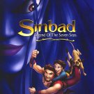Sinbad : Legend of the Seven Seas Original Movie Poster Double Sided 27 X40
