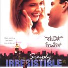 Simply Irresistible Original Movie Poster Double Sided 27 X40