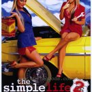 Simple life 2 Tv Show Poster Original Movie Poster Single Sided 24X36