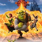 Shrek Intl Original Movie Poster Double Sided 27 X40