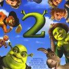 Shrek 2 Regular Original Movie Poster Double Sided 27 X40