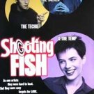 Shooting Fish Original Movie Poster Double Sided 27 X40