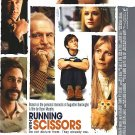 Running With Scissors Version B Original Double Sided Movie Poster 27x40