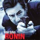 Ronin Regular Original Single Sided Movie Poster 27x40
