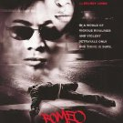 Romeo Must Die Original Double Sided Movie Poster 27x40