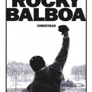 Rocky Balboa Original Double Sided Movie Poster 27x40