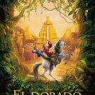 Road to El Dorado version A Original Double Sided Movie Poster 27x40