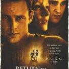 Return To Paradise Original Single Sided Movie Poster 27x40