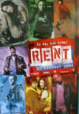 Rent Advance Intl ( In Cinema )Original Movie Poster  27 X40 Double Sided