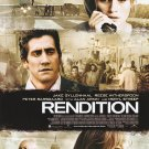Rendition Original Movie Poster  Double Sided 27 X40
