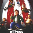 Recess : School's Out Original Movie Poster  Double Sided 27 X40