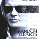 Random hearts.Original Movie Poster  Double Sided 27 X40
