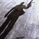 Quantum Of Solace Advance German Style Original Movie Poster  Single Sided 24 x36