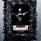 Punisher 2 : War Zone Original Movie Poster  Double Sided 27 X40