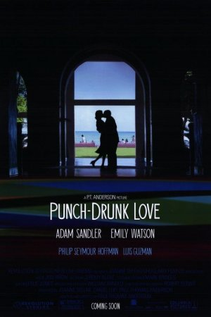 Punch Drunk Love Original Movie Poster  Double Sided 27 X40