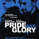 Pride and Glory Original Movie Poster  Double Sided 27 X40