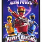 Power Rangers Ninja Storm Original Tv Show poster Original Movie Poster Single Sided 27 X40