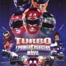 Power Rangers Turbo Original Movie Poster Single Sided 27 X40