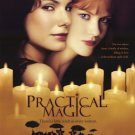 Practical Magic Original Movie Poster Single Sided 27 X40