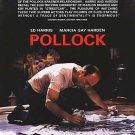 Pollock Magic Original Movie Poster Single Sided 27 X40