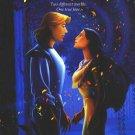 Pocahontas Original Movie Poster Single Sided 27 X40