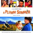 Plumm Summer Original Movie Poster  Double Sided 27 X40