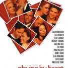 Playing by Heart Original Movie Poster Single Sided 27 X40