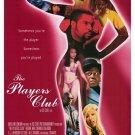 Players Club Original Movie Poster Single Sided 27 X40