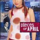 Pieces of April Original Movie Poster Single Sided 27 X40