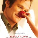Patch Adams Regular Original Movie Poster Double Sided 27 X40