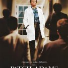 Patch Adams intl Original Movie Poster Double Sided 27 X40