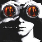 Disturbia Original Movie Poster Double Sided 27x40