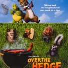Over The Hedge Version A Original Movie Poster Double Sided 27 X40