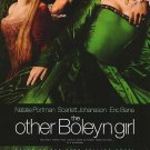 Other Boleyn Girl Original Movie Poster Double Sided 27 X40