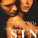 Original Sin Original Movie Poster Single Sided 27 X40