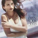 Open Your Eyes Original Movie Poster Single Sided 27 X40