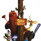 Open Season Version B Original Movie Poster Single Sided 27 X40