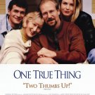 One True Thing Original Movie Poster Single Sided 27 X40