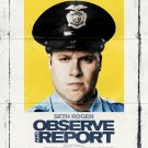 Observe and report Original Movie Poster Double Sided 27 X40