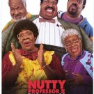 Nutty Professor II : The Klumps  Original Movie Poster Single Sided 27 X40