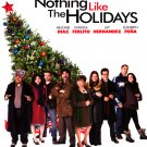 Nothing Like The Holidays Original Movie Poster Double Sided 27 X40