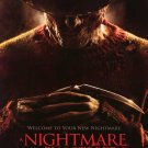 Nightmare on Elm Street Original Movie Poster Double Sided 27 X40